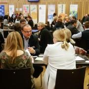Brdo pri Kranju, Kongresni center Brdo. Nacionalni forum o globalnem ucenju ter vzgoji in izobrazevanju za trajnostni razvoj.