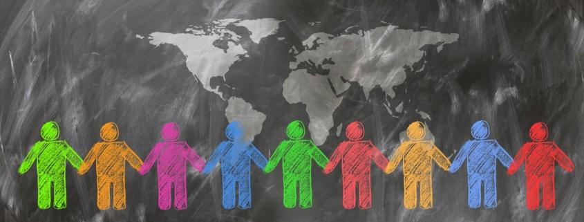 Globalno učenje. Vir: Pixabay